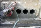 Алмазное сверление бетона, кирпича, камня