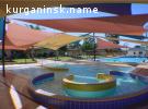 Пляжный навес, тентовые конструкции,  навес для бара на летнюю веранду